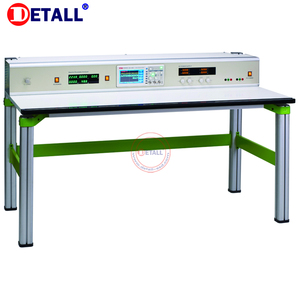 Detall aluminium industrial workstation/table furniture