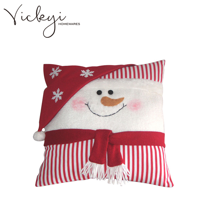 Vickyi Beautiful Sofa Wholesale Plain Christmas Pillow Cushion
