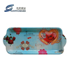 china supplier custom restaurant hotel romantic print large hard plastic serving tray