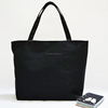 Large Canvas Shopping Bag, Black Cotton Shopping Bag, Promotional Cheap Logo Shopping Bags