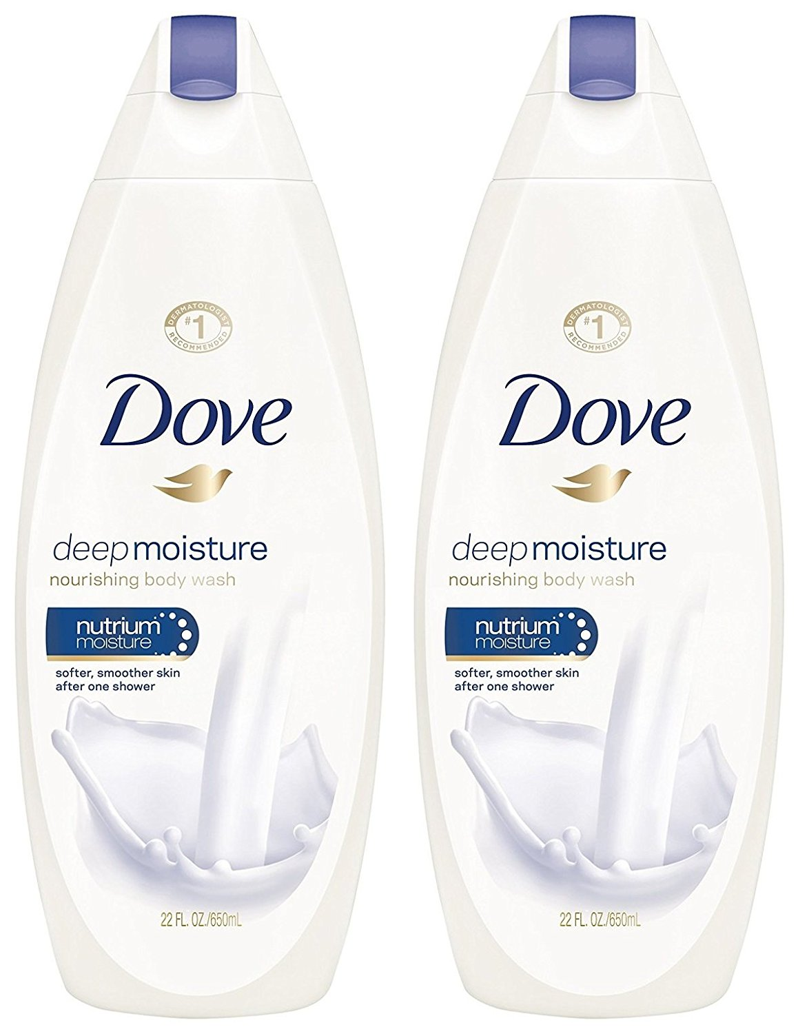 """dove body wash With """"real beauty bottles,"""" the brand has put its long-running campaign ideals into its package design."""