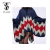 Fashion style 100% acrylic plaid ladies winter ponchos and shawls