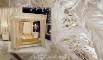 Letti a baldacchino bl antique foto classico stile francese