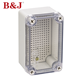 B&J Waterproof Abs Plastic Enclosure Electric Electronic Abs Junction Box