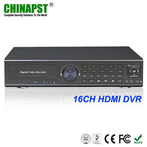16 channel h.264 cctv net video dvr with embedded linux PST-DVR616H