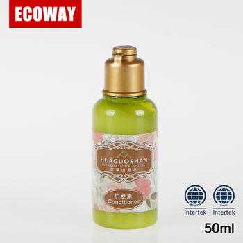Hotel Size Shampoo Bottles 50ml Hair Conditioner Bottle