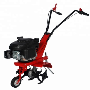 Manual farm machines/gasoline small cultivator/mini rotary tiller tiller sale