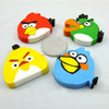 colour novelty bird shape eraser