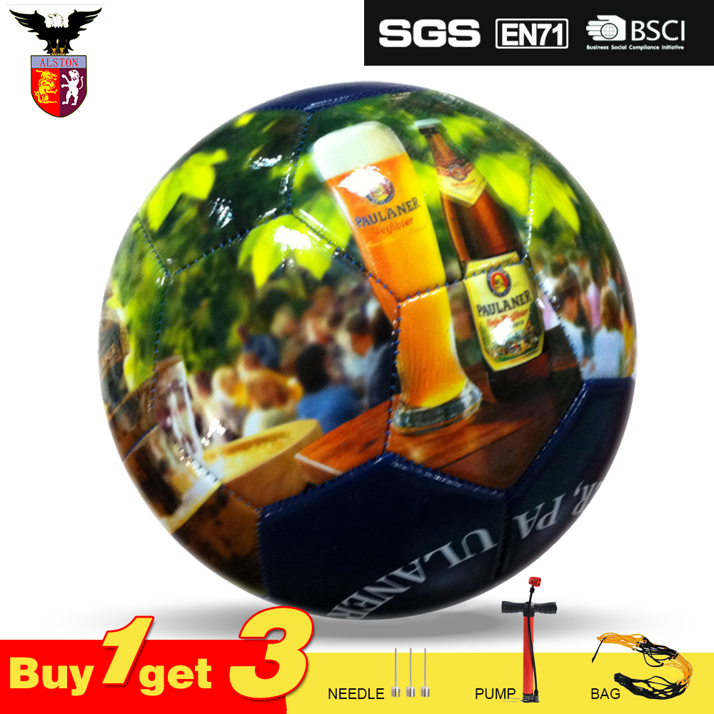Unusual Imprinted Super Durable Football Sialkot For Adults