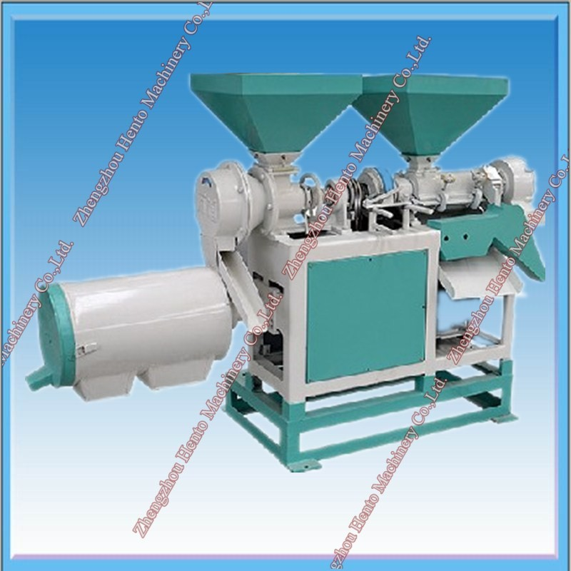 Introduction of rice milling