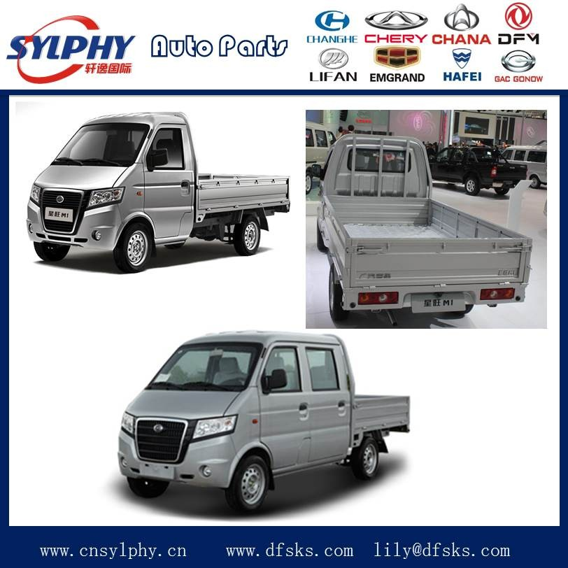 Gonow Mini Pick Up Camion Mini Cargo Van Bus Auto Ricambi Buy