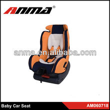 China cloth baby car seat