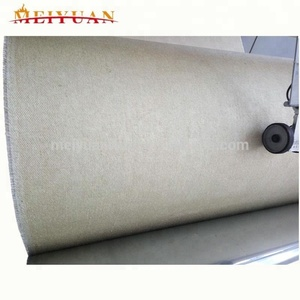 E-Glass Fiberglass Cloth Covered with Vermiculite