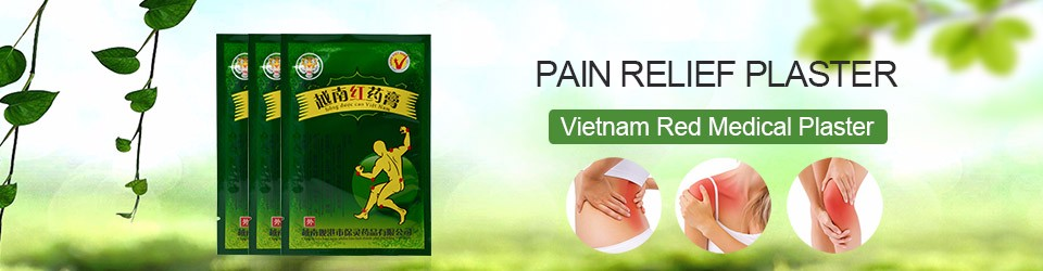 80Pcs/10Bags Chinese Far-infrared Therapy Sticker Pain Relieving Plaster for Rheumatism Arthritis Treatmentr K00110