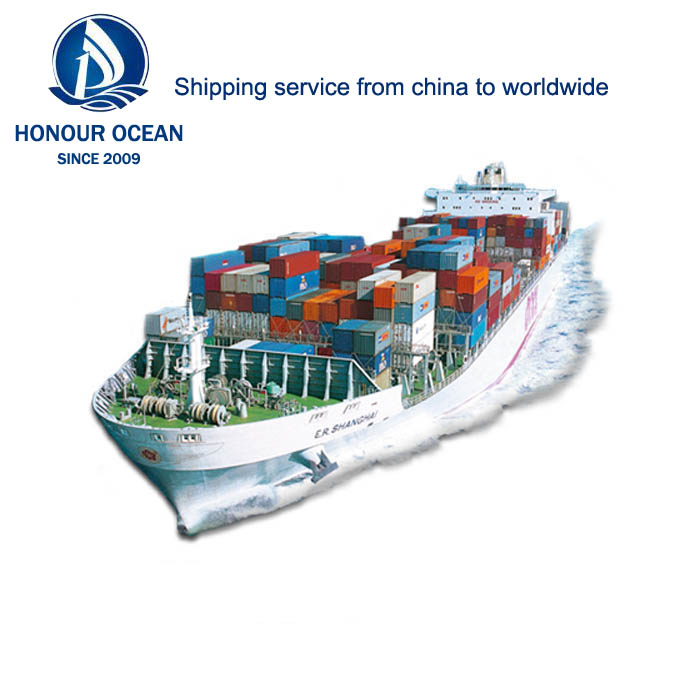 Logistics companies forwarder sea <strong>freight</strong> shipping rates from China to USA Canada