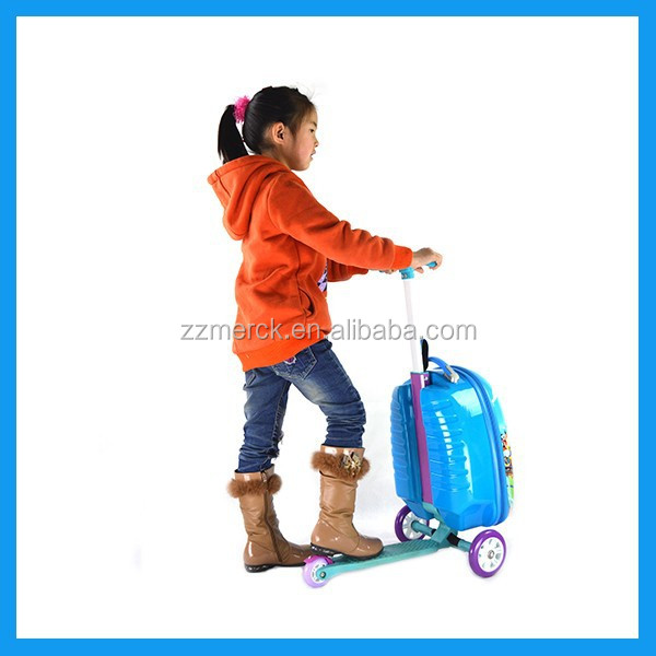 Kids Scooter Hand Luggage - Buy Kids Scooter Luggage,Cheap Kids ...