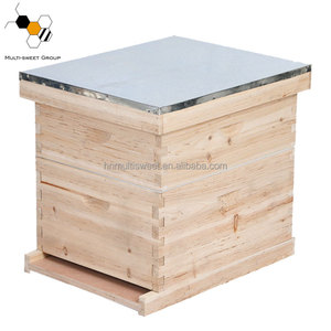 wooden honey house manufacturers langstroth beehive box bee hive price