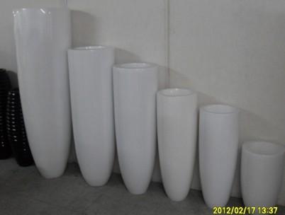 2014 sj fp55 neupreis fiberglas große blume vase für die hochzeit ... - Grose Vasen Fur Wohnzimmer
