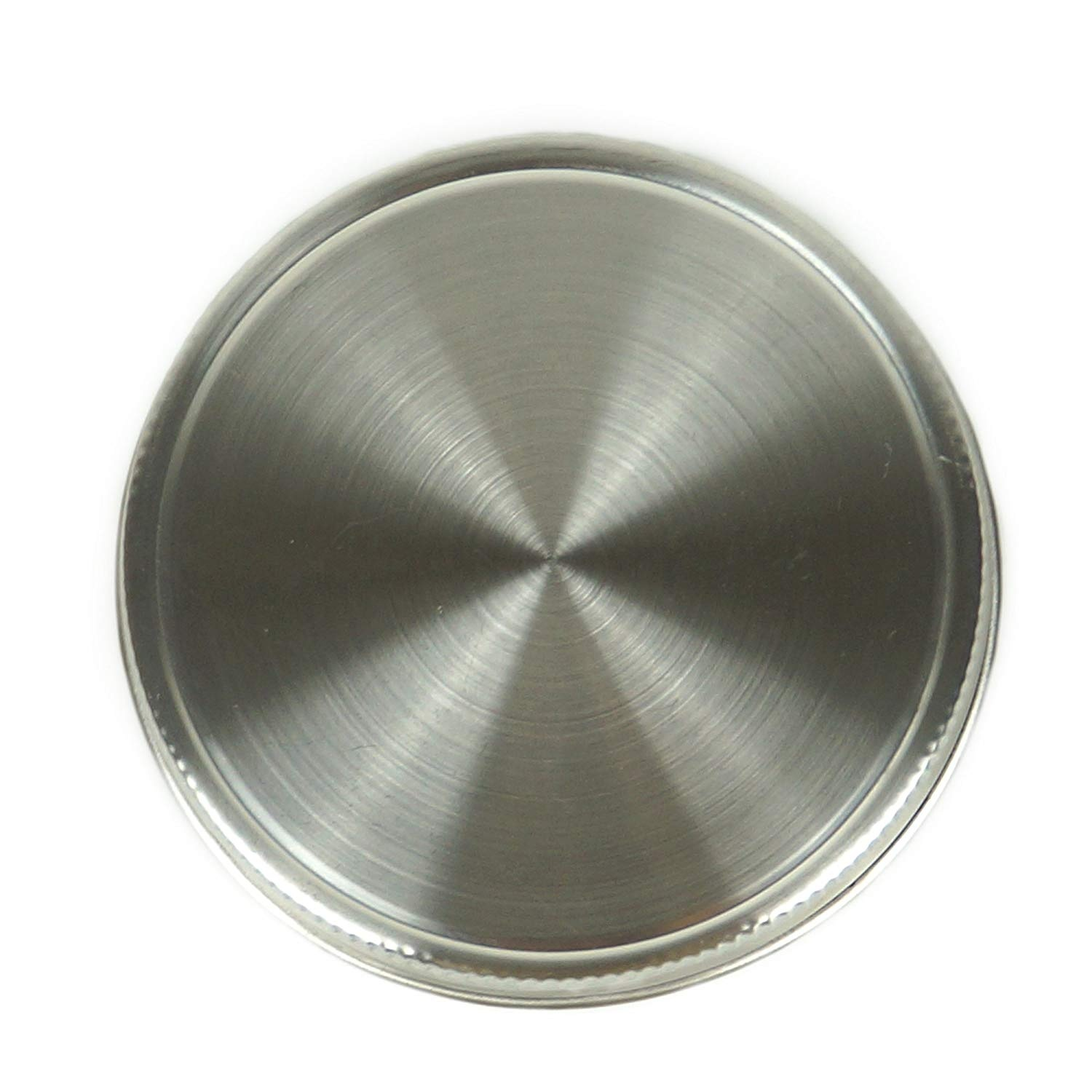 70 MM Regular 입 Air 꽉 Stainless Steel Lid 와 Silicone 링 메이슨 Jar lid