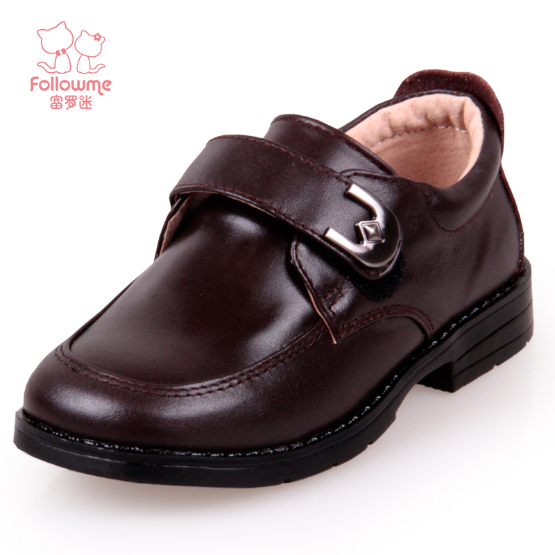 864d8f7d9f34 Get Quotations · Followme male child leather children shoes boys child  leather shoes genuine leather single shoes casual shoes