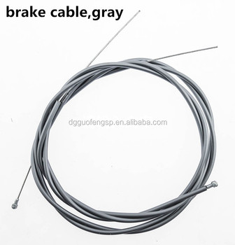 Custom Pvc Coated Galvanized Steel Wire Rope Inner Brake Cable With ...