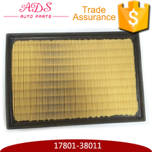 17801-38011 Alibaba China.com Factory Wholesale Car Compressed Air Filter For Toyota Lexus IS460 RX450h