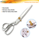 "STA0002 12"" Professional fully germany stainless steel tailor scissors 12"