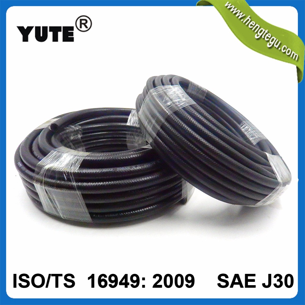 YUTE made auto parts 5/16 inch efi fuel electronic injection hose with SAE 30 R9