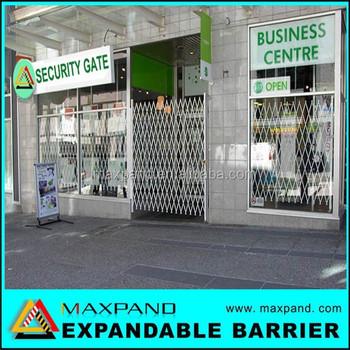 New Modern Steel Construction Door Iron Gate Design