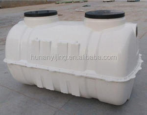 The best price! Eijing Hot sale SMC septic tank Fiberglass sewage tank easy to transport
