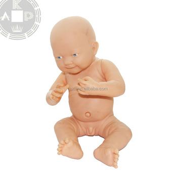 Mini Muñecas De Silicona Infantil Médica Modelo De Formación ...