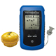 Portable Wireless Sonar Fish Finder With LCD Monitor Underwater Fishing Boat
