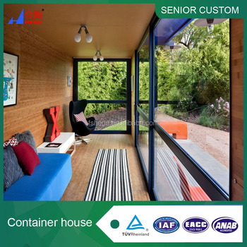 LUXURY CONTAINER HOUSE WITH MODERN DESIGN