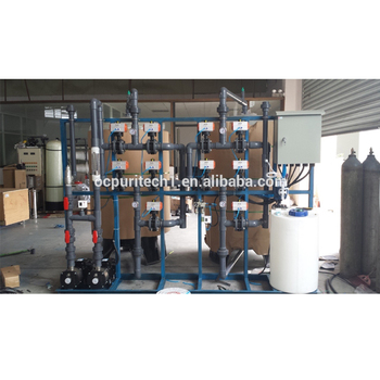 large scale water purification systems