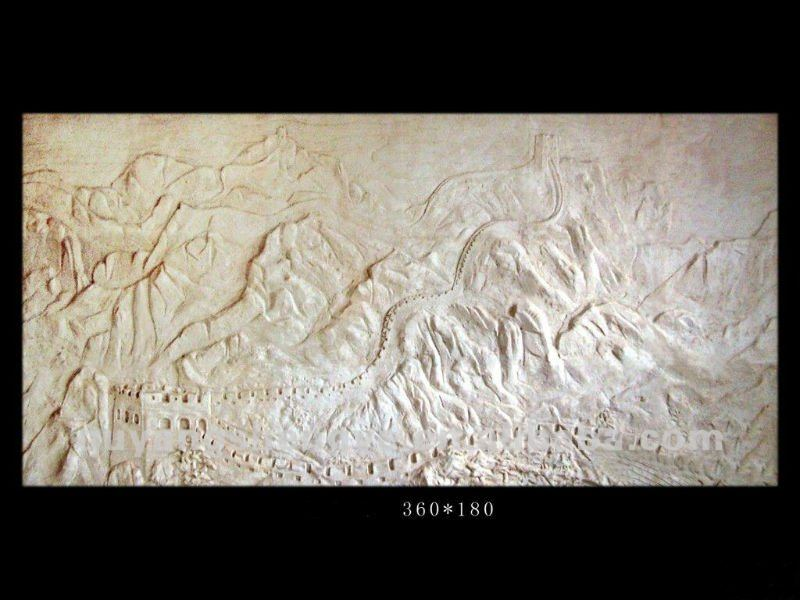 bas relief sculpture