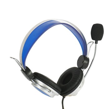USB call center Head set with mic