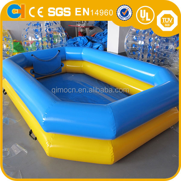 Family customized sizes Inflatable Water Pool , Cheap Inflatable Swimming Pool For Sale