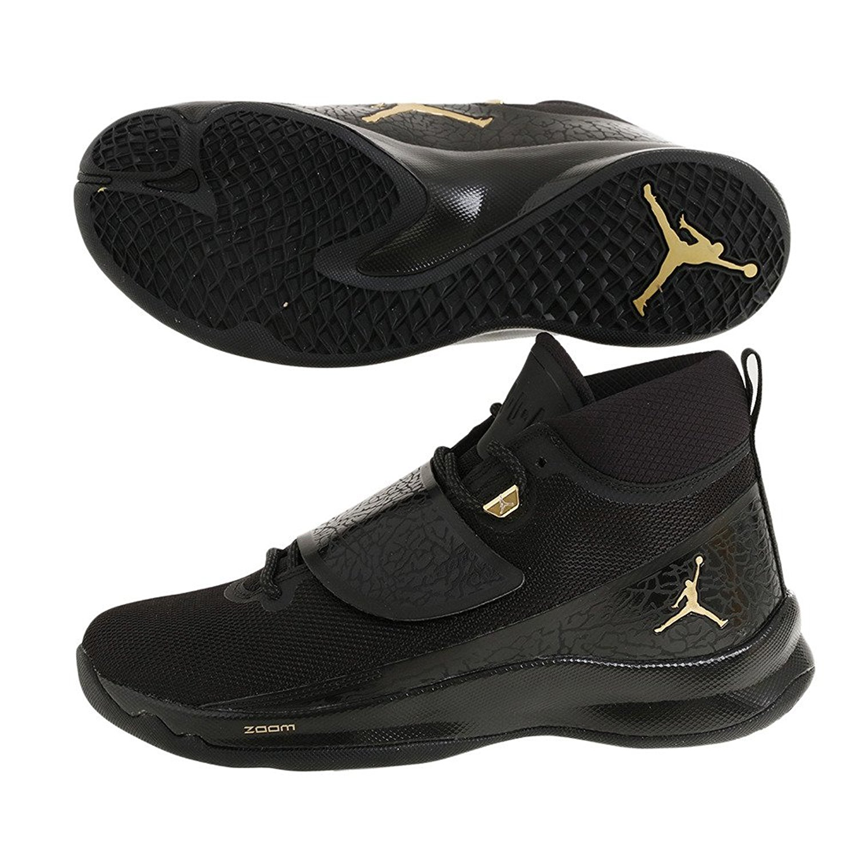 a97d2b820b8a Get Quotations · Nike Jordan Men s Jordan Super.Fly 5 PO Basketball Shoe