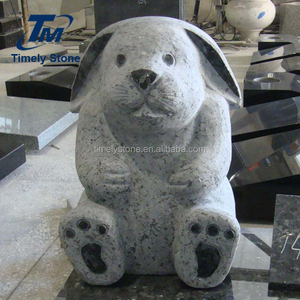 Life size dog statues sculptures for home decoration