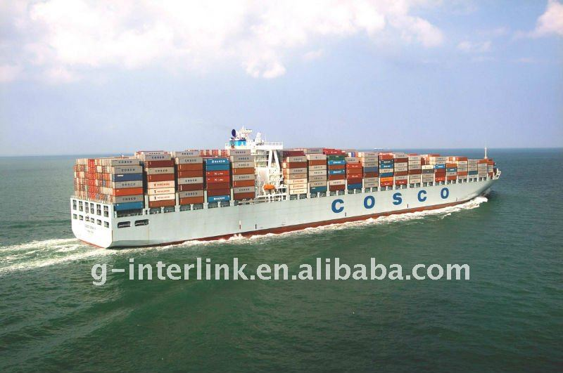 the cheapest ocean freight from china to USA---------Vicky