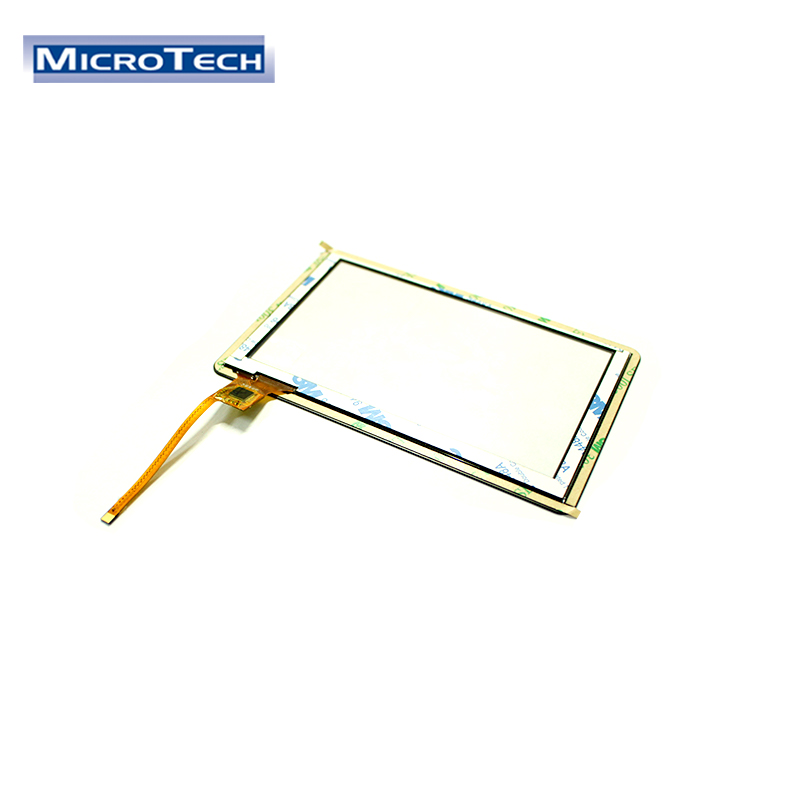 Suitable For Mobile Phones And Industrial Screen Hot Sale 5 Inch Capacitive 800*480 Resolution Tft Lcd Touch Screen