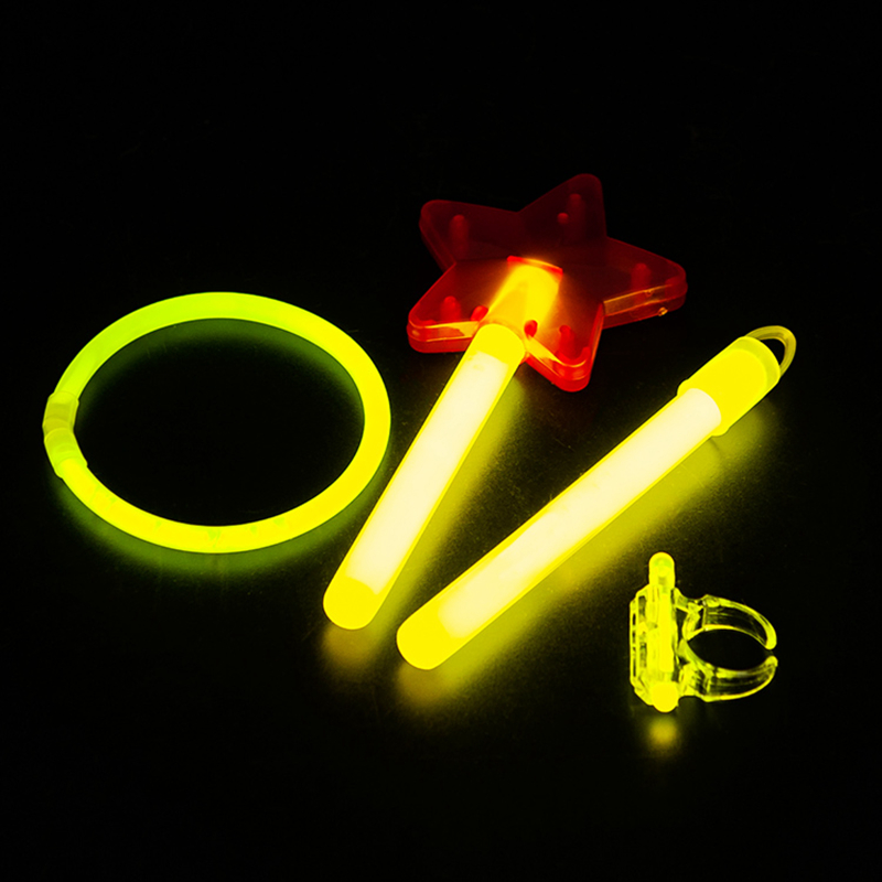 Children party favor Glow Stick Chemical Light /Halloween party light glow / Christmas party light glow