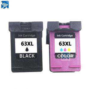 best selling products 63XL for HP OfficeJet 4650 All-in-One Printer ink cartridge