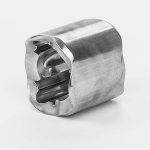 Customized forging 12 spline shaft coupling