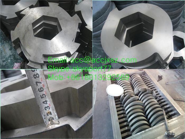 Aluminum Alloy Metal Shredder Machine Buy Aluminum Alloy