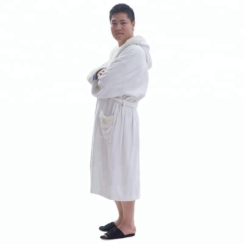 e9dd6205a9 100% Cotton Thermal Robe Wholesale