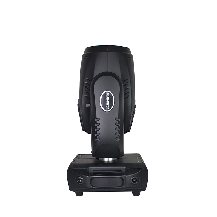 260W Rainbow Effect Rotating Gobo Sky Beam Projector Moving Head Light For Advertising