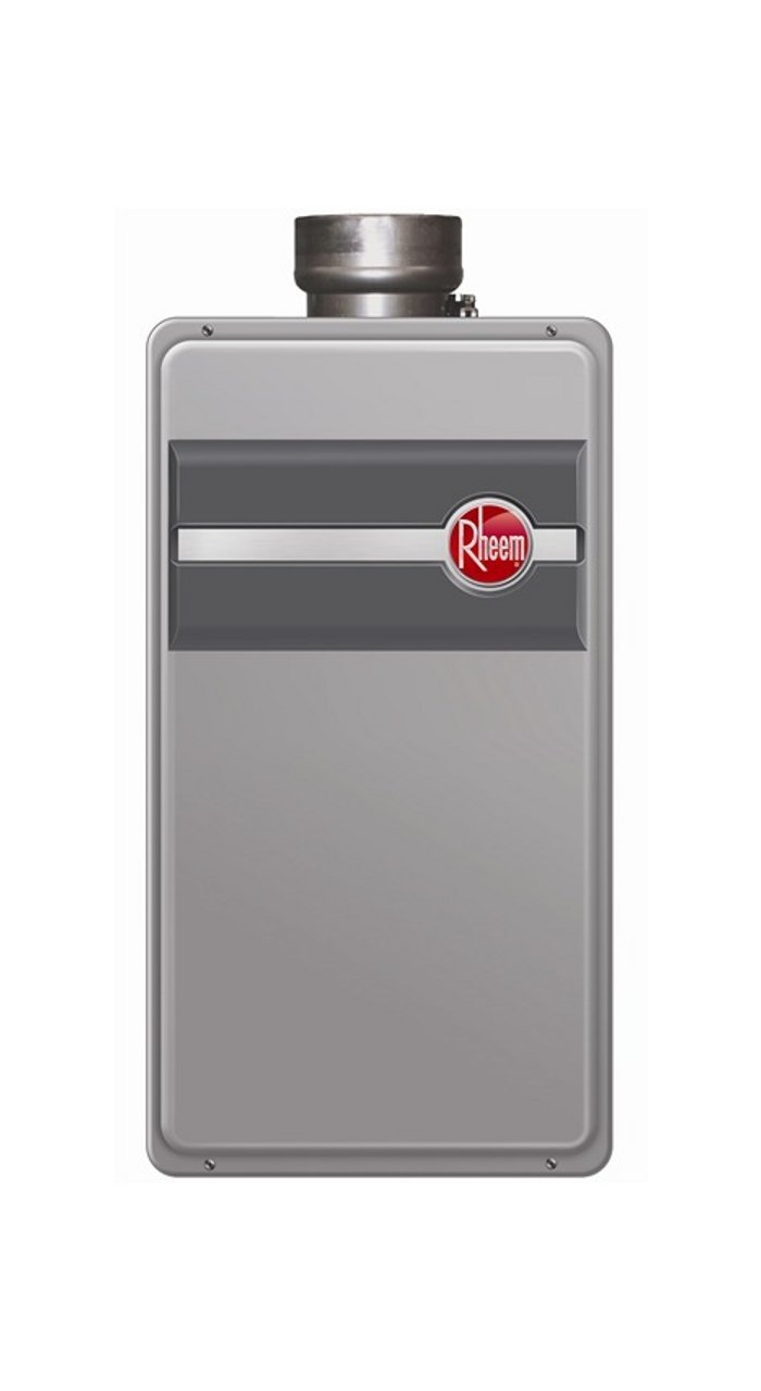 Rheem RTG-95DVN Direct Vent Indoor Series 9.5 GPM Natural Gas Tankless Water Heater