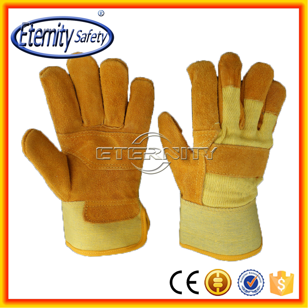 Gauntlet cuff leather work gloves - Leather Gauntlet Gloves Leather Gauntlet Gloves Suppliers And Manufacturers At Alibaba Com