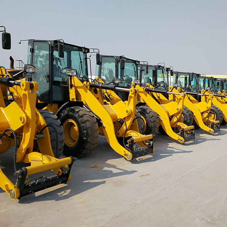 Chinese manufacturer building construction equipment new price of wheel loader in china